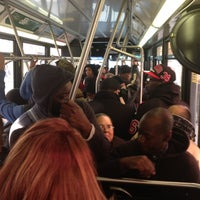 Photo taken at MTA Bus - B54 by May G. on 11/5/2012