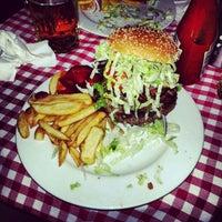 Photo taken at White Trash Fast Food by Gurjeet S. on 2/15/2013