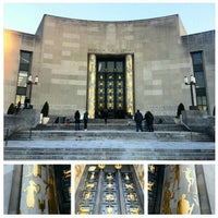 Photo taken at Brooklyn Public Library (Central Library) by Gurjeet S. on 11/27/2012