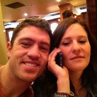 Photo taken at Johnnie's Restaurant by Holden B. on 2/17/2013