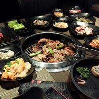 Photo taken at Sumo BBQ @ Vincom Center by Long V. on 6/14/2014