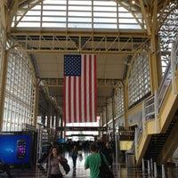 "Photo taken at Ronald Reagan Washington National Airport (DCA) by ""  Thomas D. on 5/9/2013"
