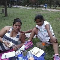 "Photo taken at Parque Ecológico ""Lago De Lirios"" by Navi H. on 6/8/2014"