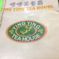 Photo taken at Ying Ying Tea House by Jet G. on 9/20/2016