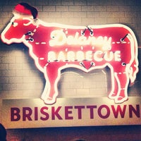 Photo taken at Delaney Barbecue: BrisketTown by Gabs S. on 12/16/2012