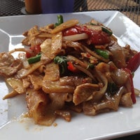 Photo taken at Monsoon Siam by Lewis N. on 7/30/2014