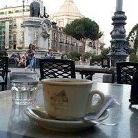 Photo taken at Caffè del Duomo by Filiz T. on 5/13/2015