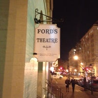 Photo taken at Ford's Theatre by Anne Mims A. on 2/5/2013