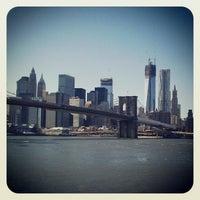 Photo taken at Brooklyn Bridge Park by Tsvetan T. on 10/16/2012