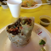 Photo taken at Bernardo's Taco Shop by Pep S. on 5/16/2014