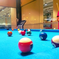Photo taken at Red Ball Snooker by Ibrahim A. on 7/30/2014