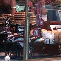 Photo taken at Corner Bakery Cafe by Karen T. on 11/13/2012