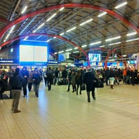 Photo taken at Station Utrecht Centraal by Ty E. on 2/8/2013