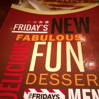 Photo taken at T.G.I. Friday's by Alex J. on 5/4/2014
