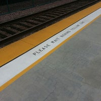Photo taken at Metrolink Riverside-La Sierra Station by Jaymz on 10/10/2012