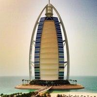 Photo taken at Burj Al Arab by SingleMan P. on 5/9/2013