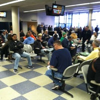 Photo taken at Wisconsin Division of Motor Vehicles (DMV) by Duane D. on 4/11/2013