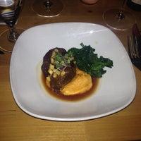 Photo taken at Meritage Restaurant & Wine Bar by Nurisha R. on 2/7/2014