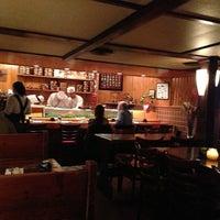 Photo taken at Sagami Japanese Restaurant by Jon S. on 12/22/2012