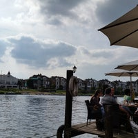 Photo taken at The Riverside Terrace by Ana L. on 9/17/2014