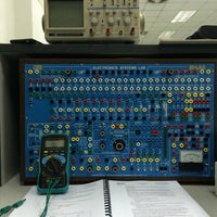 Photo taken at Avionics lab by Norie Safwan on 3/2/2015