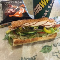 Photo taken at Subway by Bill B. on 11/9/2015