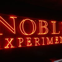 Photo taken at Noble Experiment by Liam D. on 7/29/2013