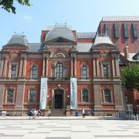 Photo taken at Renwick Gallery by Jackie T. on 7/19/2013