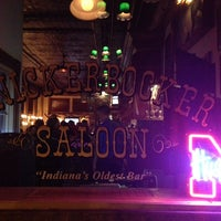 Photo taken at The Knickerbocker Saloon by Christian on 10/12/2013