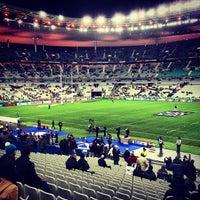 Photo taken at Stade de France by Pierre L. on 3/16/2013