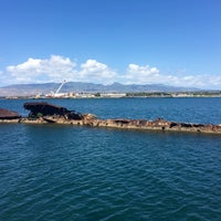 Photo taken at USS Utah Memorial by Alfonso F. on 4/4/2016