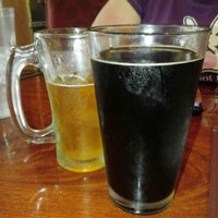 Photo taken at Boulder Creek Brewery & Cafe by Brian S. on 7/7/2013