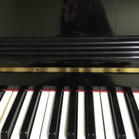 Photo taken at Ewha Womans University Music Building by Soomin on 1/26/2015