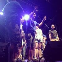 Photo taken at Baton Rouge Blues Festival by Baton Rouge B. on 4/13/2014