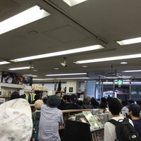 Photo taken at Disk Union by MaluCo a. on 10/23/2016