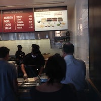 Photo taken at Chipotle Mexican Grill by John M. on 6/8/2014