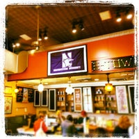 Photo taken at Potbelly Sandwich Shop by Jerome P. on 10/7/2013