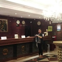 Photo taken at Hotel Cendana by Rofa Y. on 3/31/2014