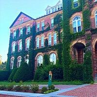 Photo taken at Saint Anselm College by David G. on 7/12/2014