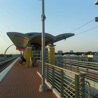 Photo taken at Royal Lane Station (DART Rail) by John U. on 8/30/2012