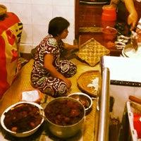 Photo taken at Nasi Bali Pengampon by Surya W. on 8/17/2014