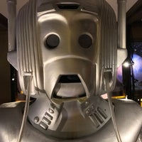 Photo taken at Science Fiction and Horror Gallery and Hall of Fame by Kurst H. on 11/26/2016