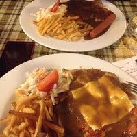 Photo taken at Salmon Steak Restaurant by Doreen A. on 5/14/2013