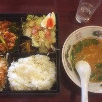 Photo taken at 味鮮 by Tomoki M. on 11/13/2014