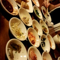 Photo taken at Seoul Garden by Shanda J. on 9/7/2014