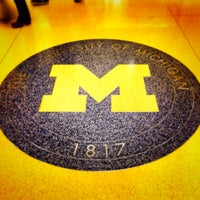 Photo taken at Crisler Center by Eric W. on 12/12/2012