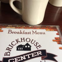 Photo taken at Brickhouse Center Sports Grill by Justin W. on 10/15/2013
