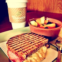 Photo taken at Panera Bread by Alana A. on 1/27/2013