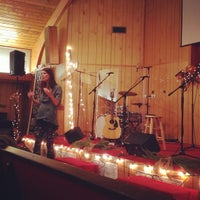 Photo taken at Grace Fellowship by Brandon Scott T. on 11/23/2013