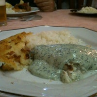 Photo taken at Restaurante Candido's by Filipe B. on 2/17/2013